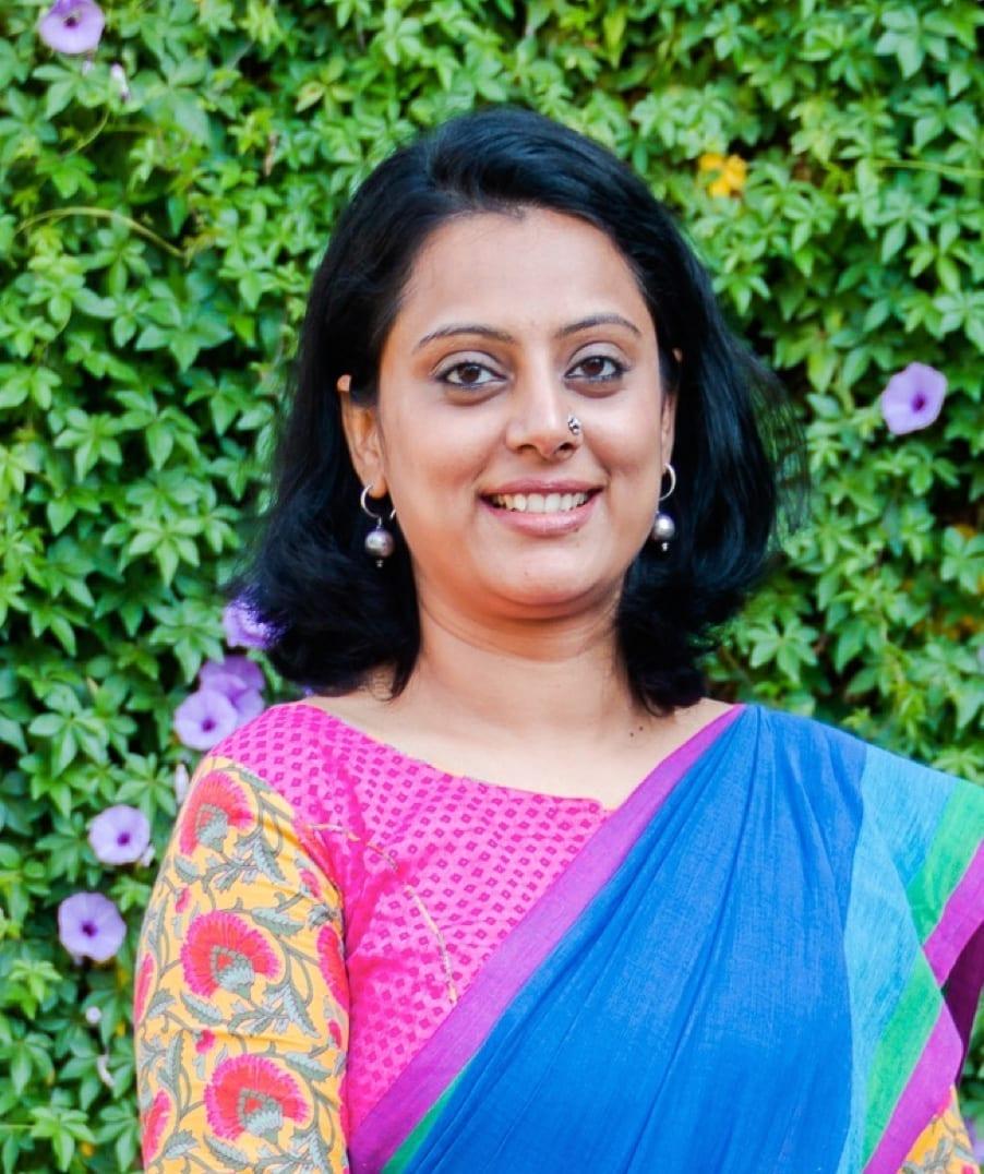WEAR Speaker Janhavi Dave